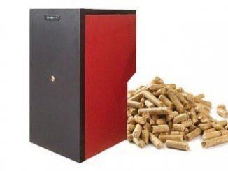 Calderas de pellets